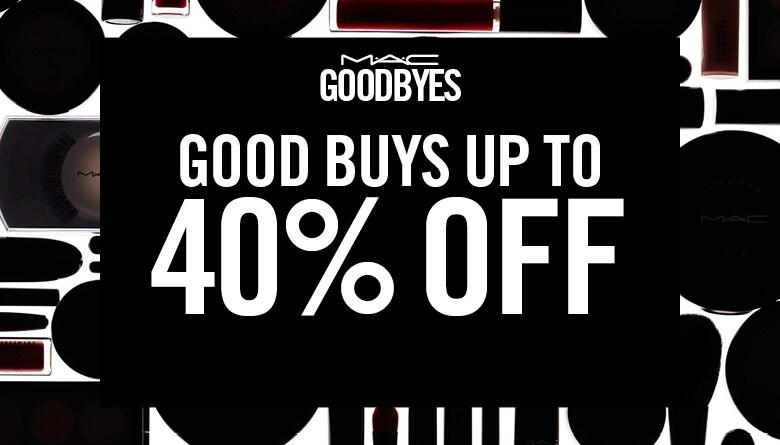 Goodbyes - MAC Makeup Sale | MAC Cosmetics - Official Site